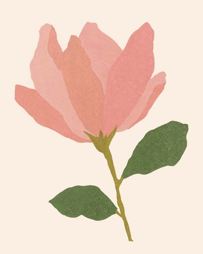 Magnolien I art print by Melissa Wang for $53.75 CAD