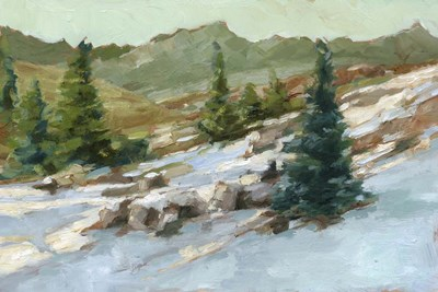 Spring Thaw II art print by Ethan Harper for $60.00 CAD
