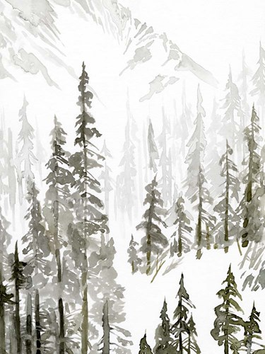 Continental Divide I art print by Jacob Green for $63.75 CAD