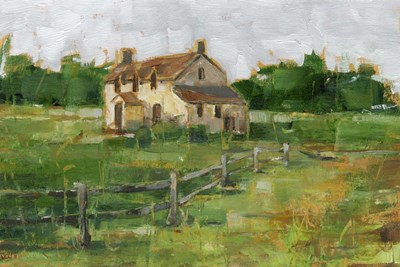 Countryside Home II art print by Ethan Harper for $60.00 CAD