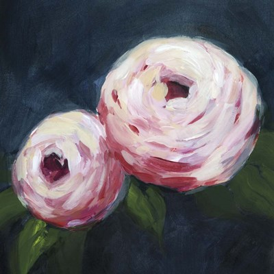 Ethereal Blooms I art print by Grace Popp for $53.75 CAD