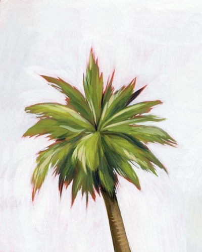 Palm Glow I art print by Grace Popp for $53.75 CAD