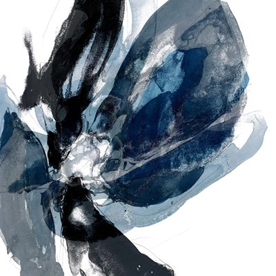 Blue Exclusion III art print by Jennifer Goldberger for $53.75 CAD