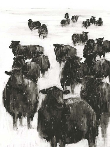 Winter Coat I art print by Ethan Harper for $63.75 CAD