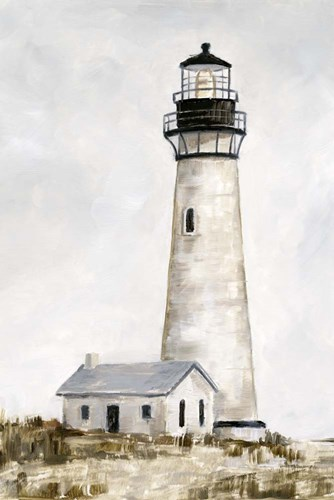 Rustic Lighthouse II art print by Ethan Harper for $77.50 CAD