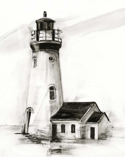 Lighthouse Study I art print by Ethan Harper for $53.75 CAD