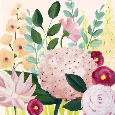 Mother's Day Blooms I art print by Grace Popp for $53.75 CAD