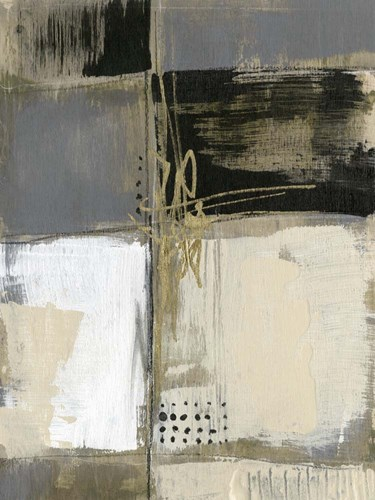 Neutral Divisions III art print by Jennifer Goldberger for $63.75 CAD
