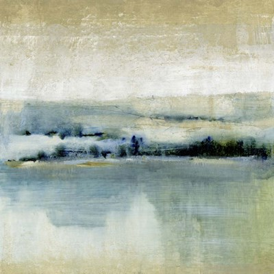 Distant Shoreline I art print by Timothy O'Toole for $61.25 CAD