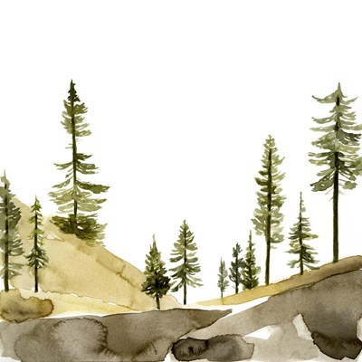 Pine Hill II art print by Jacob Green for $53.75 CAD