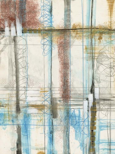 Primary Lineage IV art print by Jennifer Goldberger for $63.75 CAD