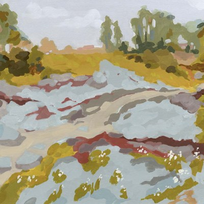 Lowland River I art print by Jacob Green for $61.25 CAD