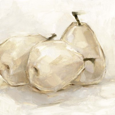 White Pear Study II art print by Ethan Harper for $46.25 CAD