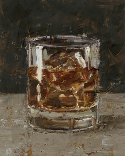 The Hard Stuff I art print by Ethan Harper for $53.75 CAD