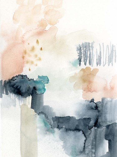 Spring Veil I art print by Victoria Barnes for $63.75 CAD