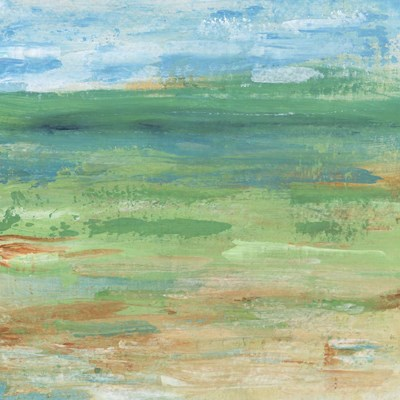 Spring Green Pasture I art print by Timothy O'Toole for $76.25 CAD