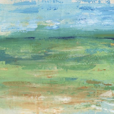 Spring Green Pasture II art print by Timothy O'Toole for $76.25 CAD