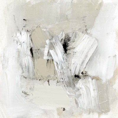 Neutral Brushstrokes I art print by Victoria Barnes for $127.50 CAD