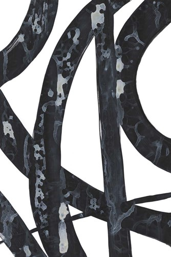 Onyx Tracery I art print by Renee Stramel for $77.50 CAD