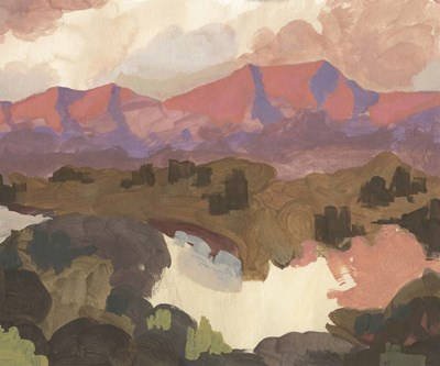 Hawksbill River View I art print by Jacob Green for $67.50 CAD