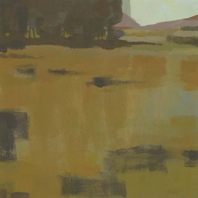Mountain Meadow II art print by Jacob Green for $61.25 CAD