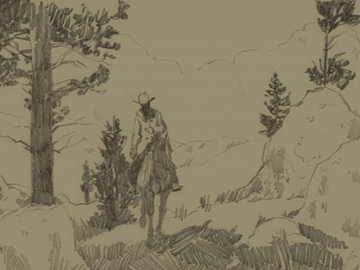 High in the Hills I art print by Jacob Green for $81.25 CAD