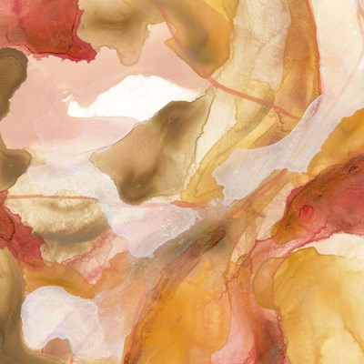 Sunset Marble II art print by June Erica Vess for $112.50 CAD