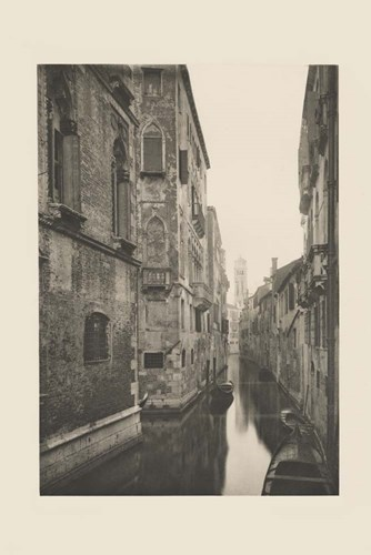 Vintage Views of Venice V art print by Ferdinand Ongania for $87.50 CAD