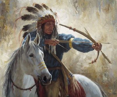 The Guardian art print by James Ayers for $67.50 CAD