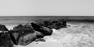 Shore Panorama II art print by Jeff Pica for $50.00 CAD