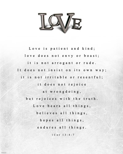 Love Quote art print by Cheryl Valentino for $56.25 CAD