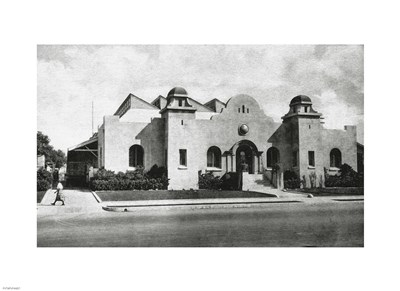 Anaheim Citrus Packing House art print by Unknown for $26.25 CAD