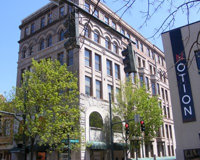 Dixie Building Greensboro art print by Unknown for $56.25 CAD