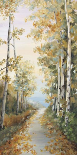 Path in the Forest art print by Eva Watts for $42.50 CAD