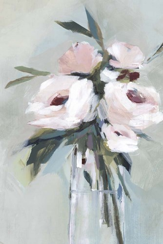 Peonies in a Vase II art print by Isabelle Z for $43.75 CAD