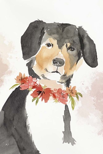 Puppy I art print by Isabelle Z for $43.75 CAD