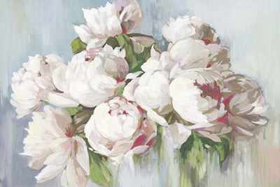 June Flowers art print by Asia Jensen for $43.75 CAD