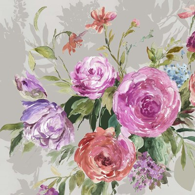Botanical Bouquet art print by Asia Jensen for $56.25 CAD