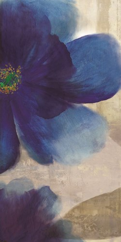 Shades of Indigo II art print by Asia Jensen for $52.50 CAD