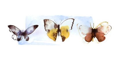 Butterfly Fly Away II art print by Posters International Studio for $52.50 CAD