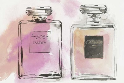 Perfume Paris II art print by Aimee Wilson for $43.75 CAD