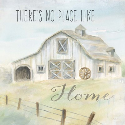 Farmhouse Sentiment art print by Cynthia Coulter for $32.50 CAD