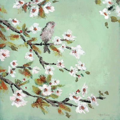 Morning Songbird art print by Marie-Elaine Cusson for $53.75 CAD