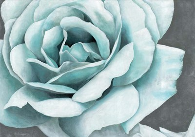 Rose Bloom art print by Marie-Elaine Cusson for $35.00 CAD