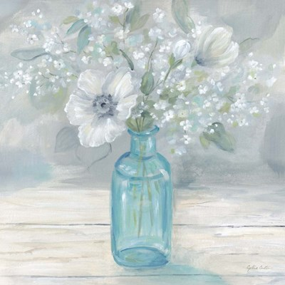 Vintage Jar Bouquet II art print by Cynthia Coulter for $53.75 CAD