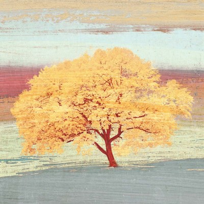 Treescape #2 (detail) art print by Alessio Aprile for $76.25 CAD