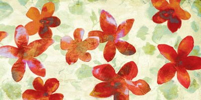 Happy Printemps art print by Kelly Parr for $50.00 CAD