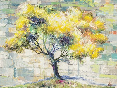 Albero del Sole art print by Luigi Florio for $63.75 CAD