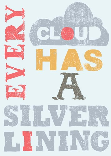 Every Cloud art print by A.V. Art for $42.50 CAD