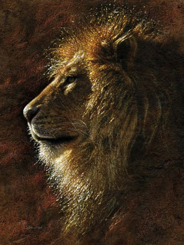 His Majesty art print by Collin Bogle for $41.25 CAD